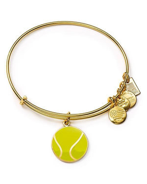 Gold Team USA Tennis Bangle