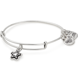 Charity By Design Silver True Wish Bangle