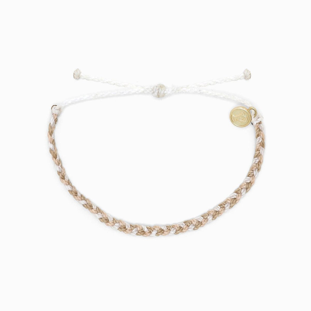 Multi Mini Braided Leche Bracelet
