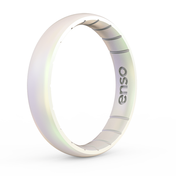 Legends Unicorn Thin Silicone Ring