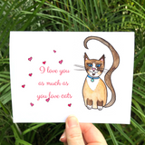 MIXED SET of 4 Galentine's/Valentine's Day cards: Choose your favorite designs and build your own mixed set of XMAS cards! - Mika Harmony