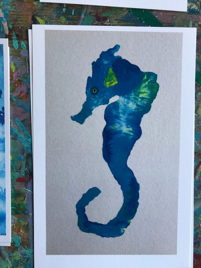 Colorful Seahorse For Sale