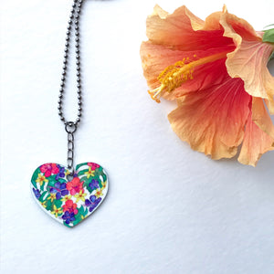 Tropical Hawaiian Jewelry with Orchids, Monstera and more! - Mika Harmony