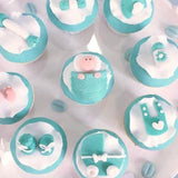 Custom-made Cupcakes (set of 25) - M Cake Boutique