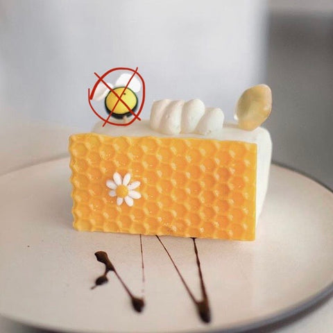 Chamomile Honey (without bee) - M Cake Boutique