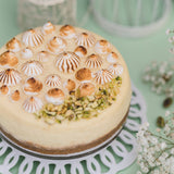 Baked Cheesecake - M Cake Boutique