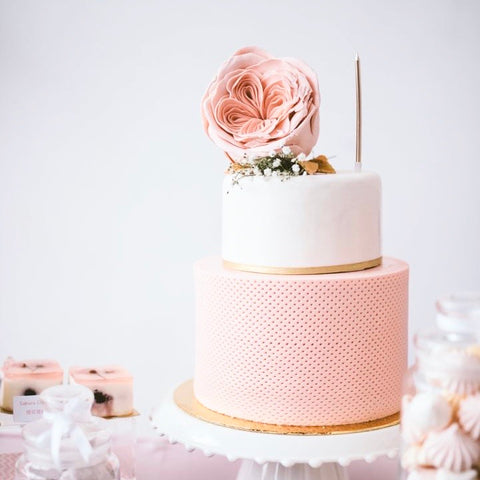 Garden Rose - Sugar Art - M Cake Boutique