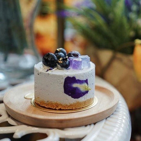 Blue Fairy (blueberries and jelly are separated) - M Cake Boutique