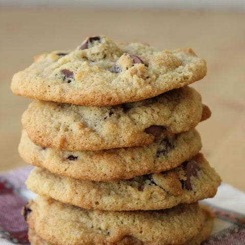 Almond Chocolate Chips Cookies - M Cake Boutique