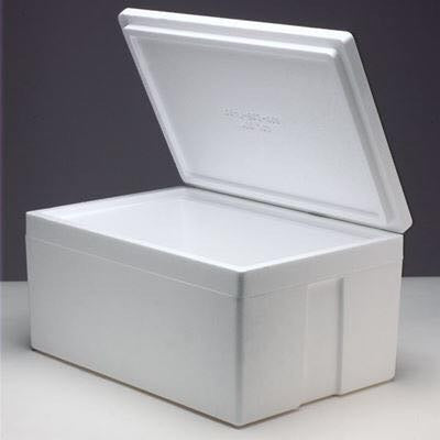 Styrofoam Box with Ice Pack