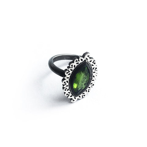 Arah Peridot Ring