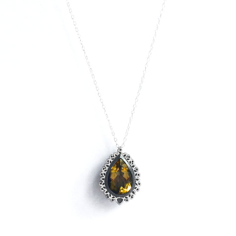 Arah Citrine Necklace