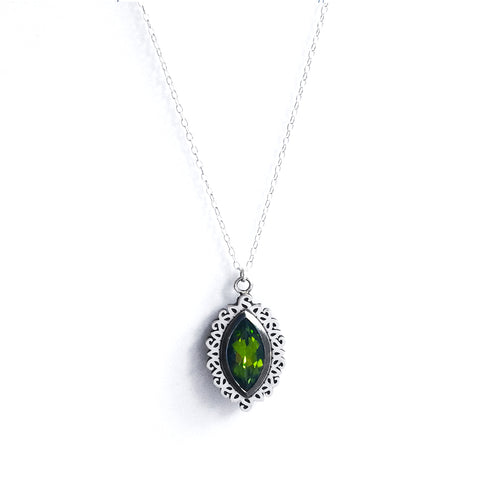 Arah Peridot Necklace