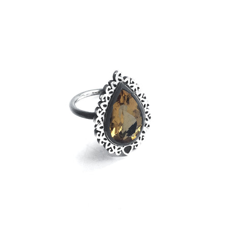 Arah Citrine Ring