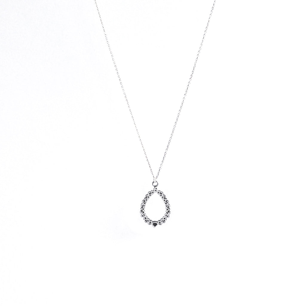 Zahra Tear Drop Necklace