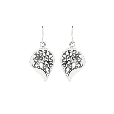 Paisley Filigree Earrings