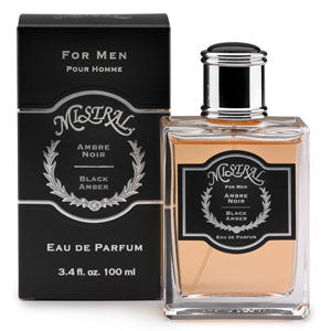 Black Amber Men's Cologne