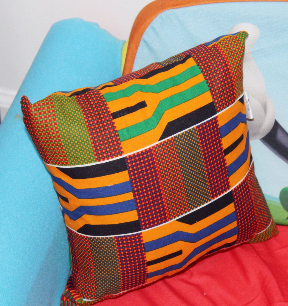African Handmade pillow