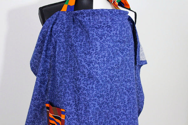 Fairyma Nursing cover-Kente