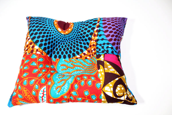 African print baby pillow, head shaping infant pillow-Exo