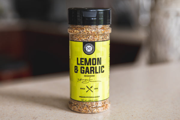*LIMITED EDITION* Lemon & Garlic Seasoning