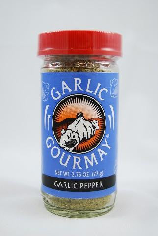 Garlic Pepper Seasoning 2.75oz. (6 Pack)