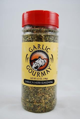 Garlic N Herb Seasoning 6.5oz. (4 Pack)
