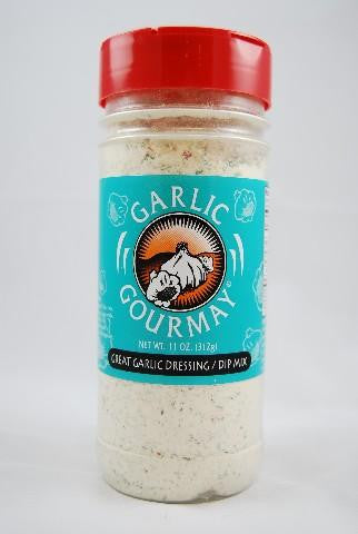 Great Garlic Dressing / Dip Mix 11oz. (4 Pack)