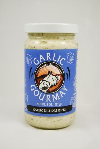Garlic Dill Dressing 8oz. (6 Pack)