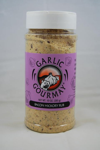 Bacon Hickory Rub 10oz. (4 pack)