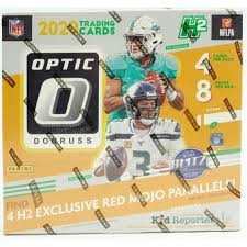 2020 Optic Football Hybrid Hobby Box