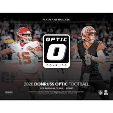 2020 Optic Football Hobby Box