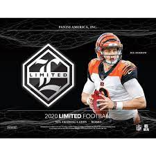2020 Limited Football Factory Sealed Box