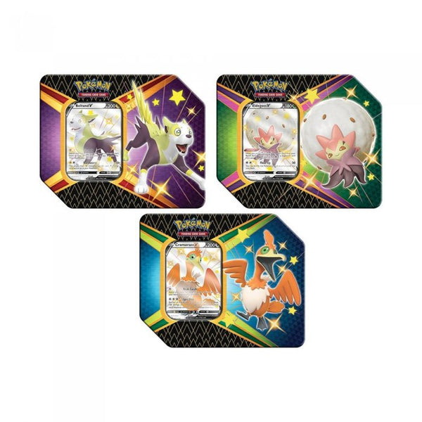 PRESALE POKEMON SHINING FATES FACTORY SEALED TIN