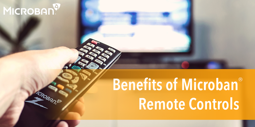 Benefits of Microban Remotes