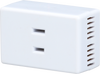 Indoor Plug-In 3-Level Touch Dimmer | 6004B