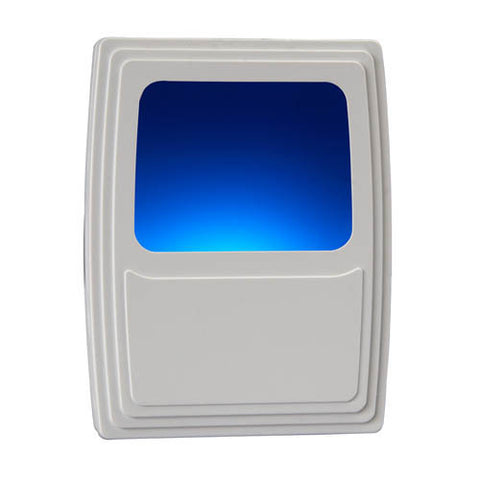LED Forever-Glo Blue Continuous On Night Light