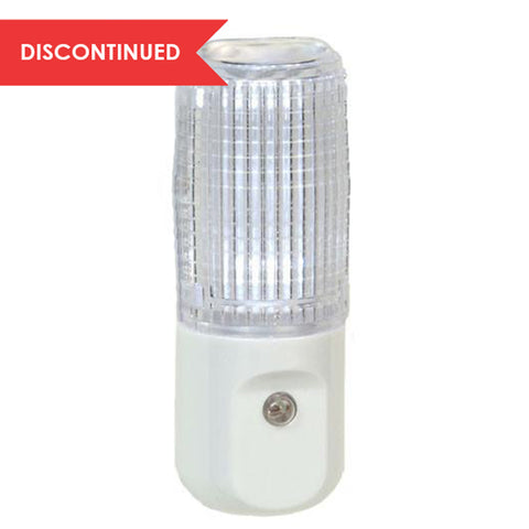 Cylinder, LED Multicolor Bulb, Night Light | 73107