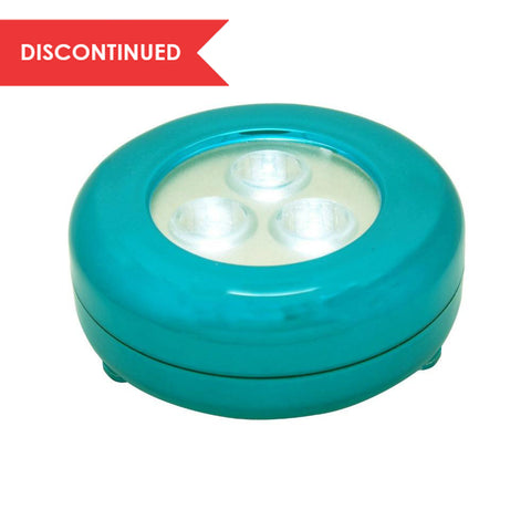 Lite-N-Up LED Utility Light - Metallic Aqua | 75201M