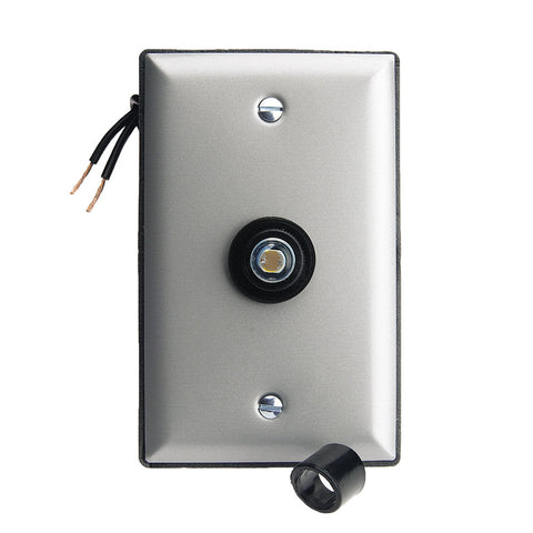 Outdoor Wire-In Dusk to Dawn Light Control with Weatherproof Face Plate