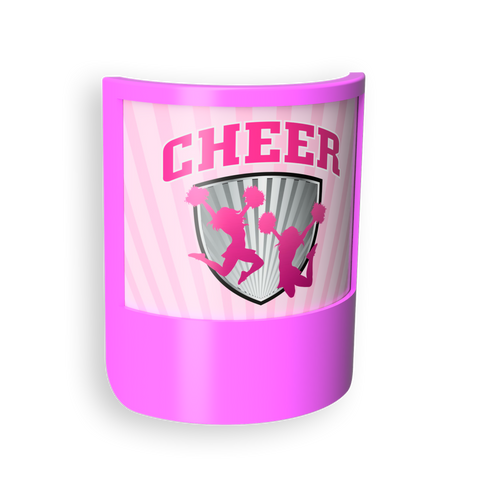 Cheerleader LED Shade Night Light | NL-SDCH