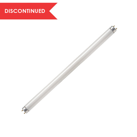 "15W T8 3000K (Warm White) 18"" Fluorescent Bulb"