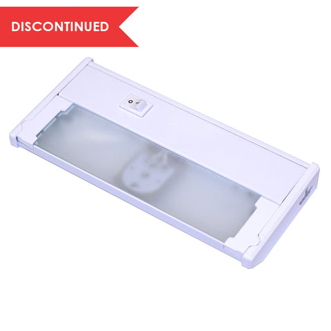 LED Under Cabinet Bar, White, 8"