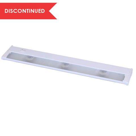 LED Under Cabinet Bar, White, 20"