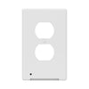 GloCover Core Classic Nightlight Wallplate, White | GC-CCDO-W