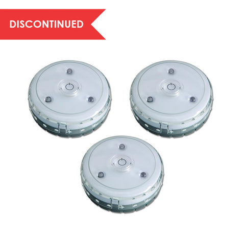 LED Micro Puck Light - 3pk