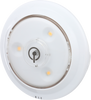 LED Swiveling Puck Light w/ Light Sensor (3pk) - White | LPL623WXLL