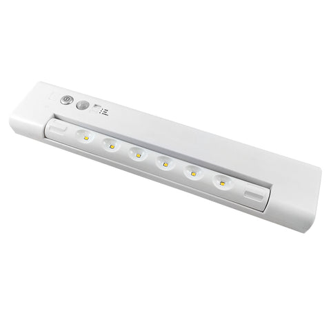 LED Motion Activated Rotating Light | LPL641MW