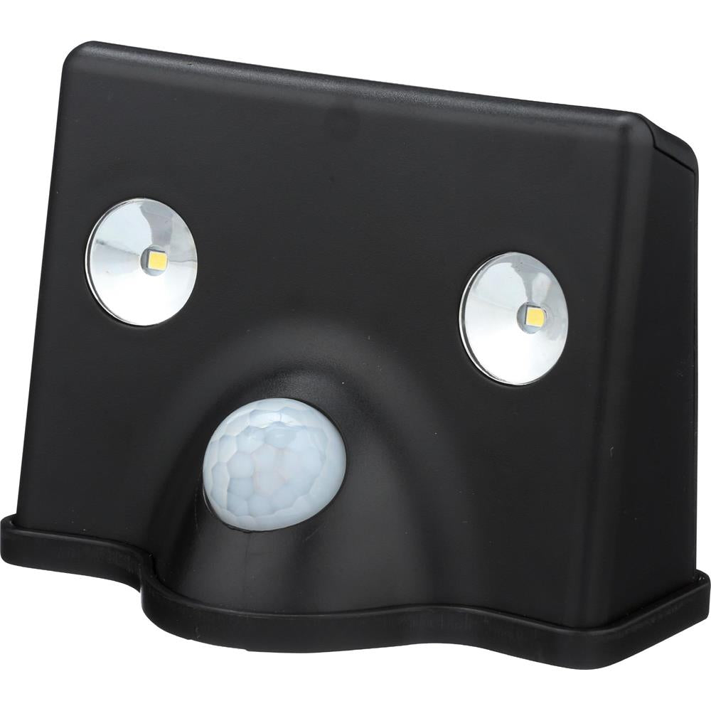 LED Motion-Activated Overhead Security Light | LS3102B-N1