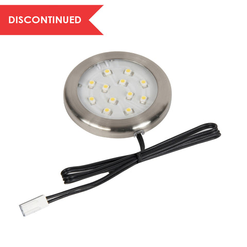 LED Ultra Thin Puck Light - Add-on (1pk) | LSP10KBCC